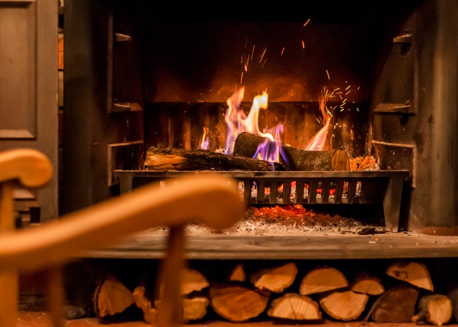 Upgrade Your Old Wood Fireplace to Natural Gas or Propane